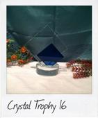 double kite crystal award