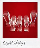 Crystal Pillar Trophy