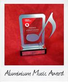 Custom Trophies Music Awards