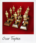 Custom Trophies Oscar Shape