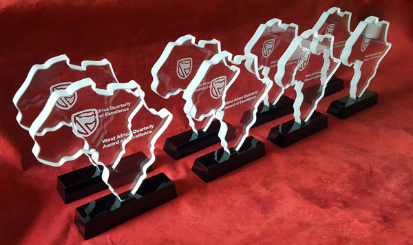 Crystal Africa Trophies