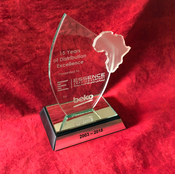 Glass Excellence Award