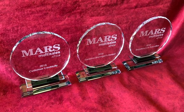 Round Crystal Trophies