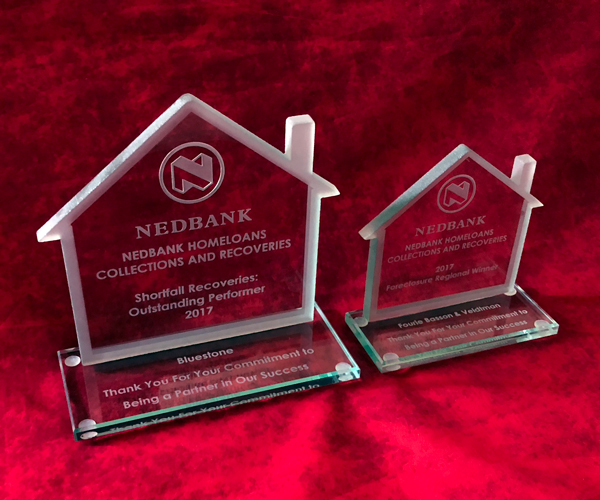 Glass House Trophies