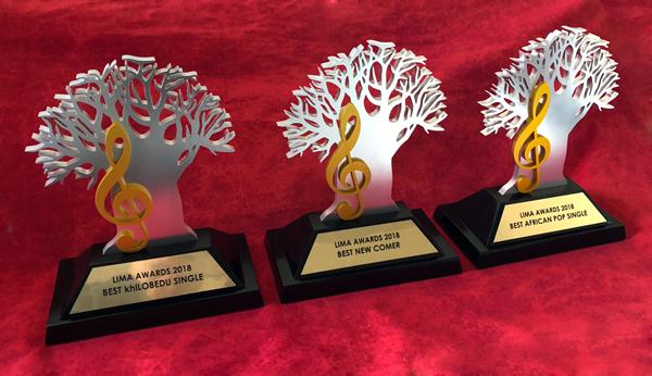 Custom Baobab Trophies