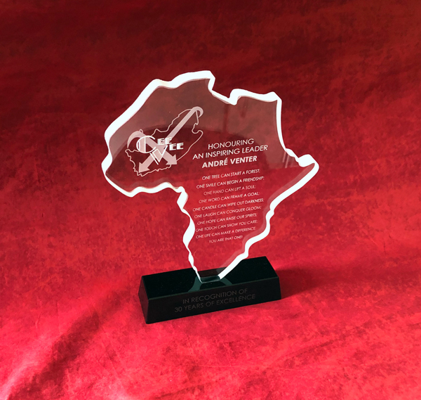 Crystal Africa Award